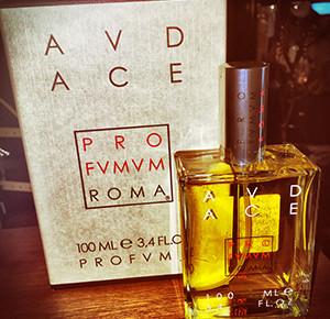 AVDACE – PROFVMVM ROMA