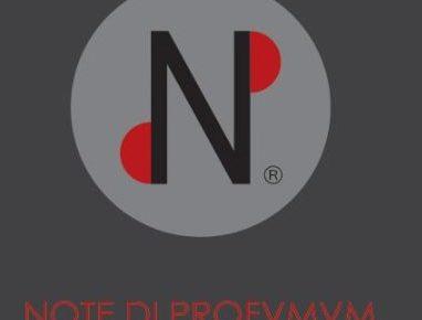 NOTE DI PROFVMVM