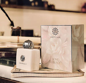AMOUAGE – LOVE TUBEROSE